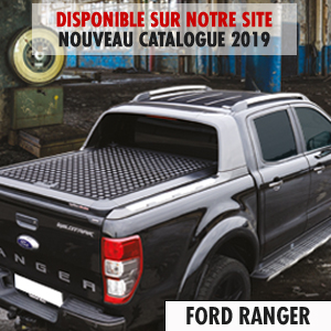 Nouveau catalogue FORD RANGER 2019