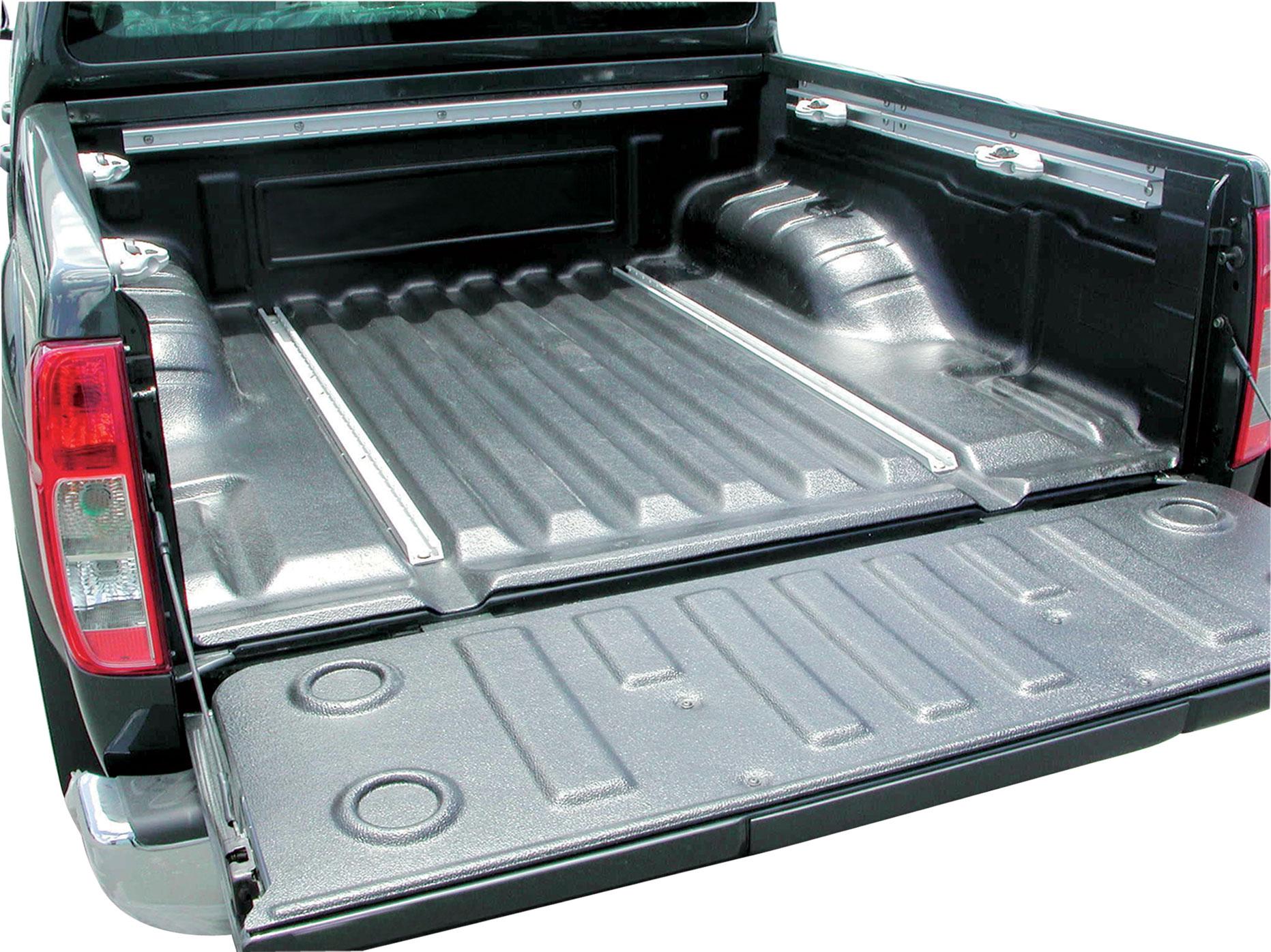 Bedmar289 Bedliner Nissan Navara 2005 Double Cab Sans