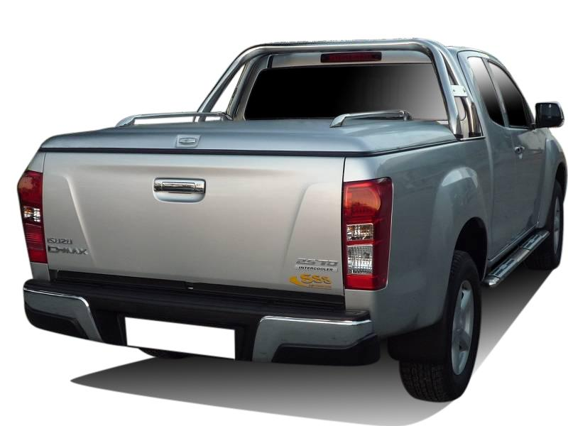 ct316 tonneau cover ct isuzu d max 2012 space cab compatible roll bar ovale isuzu d max. Black Bedroom Furniture Sets. Home Design Ideas