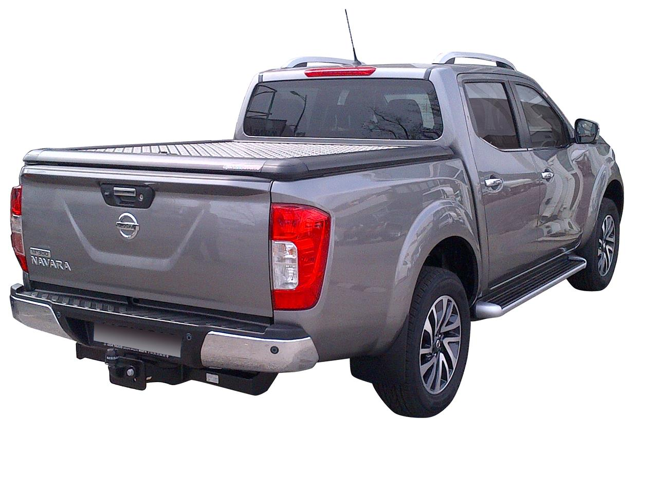 evo320 tonneau cover alu nissan navara np300 2016 double cabine nissan navara np300. Black Bedroom Furniture Sets. Home Design Ideas