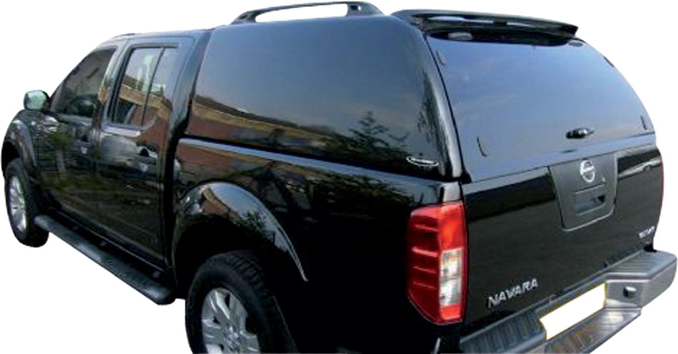 nk203 hard top carryboy nissan navara king cab 05 sans vitres nissan navara. Black Bedroom Furniture Sets. Home Design Ideas