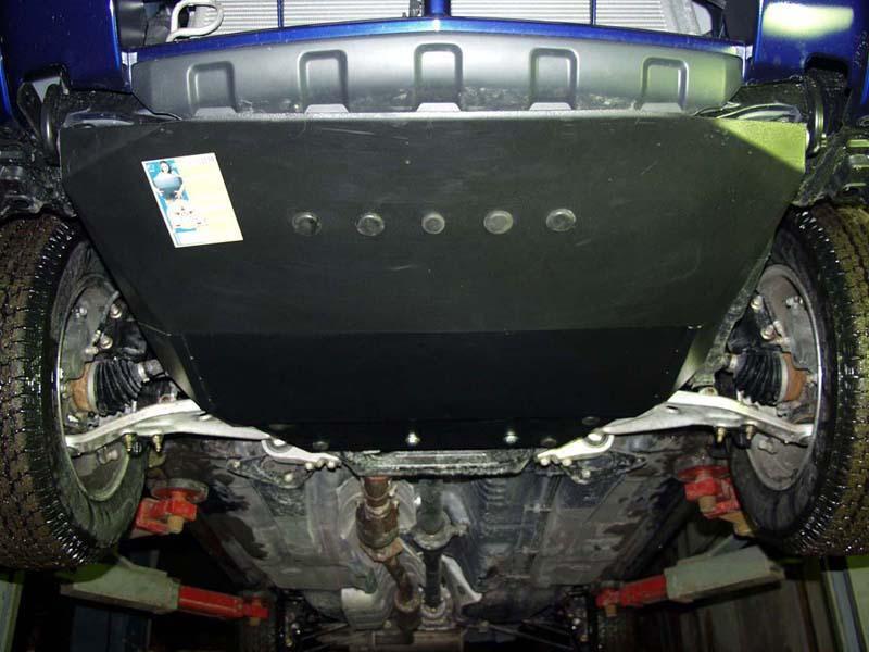 Toyota Rav4 Se >> PCS0373 - PROTEGE CARTER NISSAN XTRAIL 07-2001/2007 ACIER 3MM + VITESSE NISSAN X-TRAIL