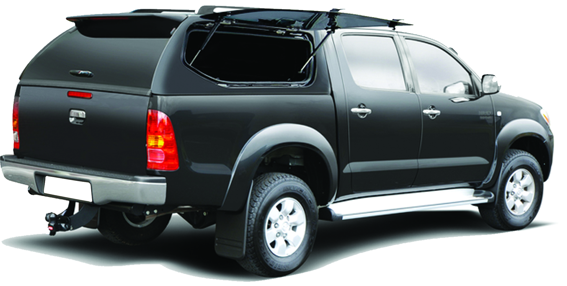 sv213 hard top sline sv nissan d40 2005 2015 king cab vitres papillon gris klo nissan navara. Black Bedroom Furniture Sets. Home Design Ideas