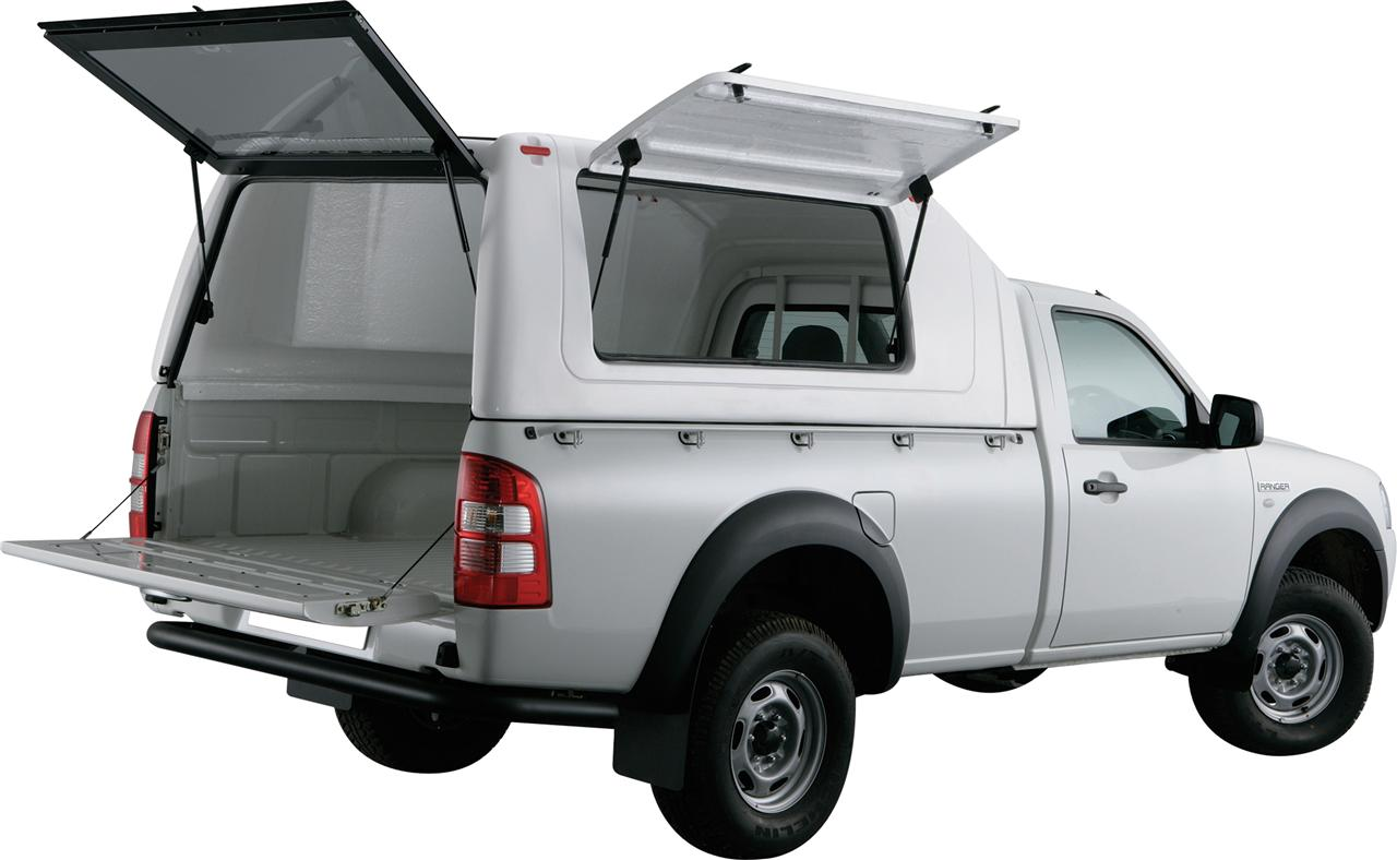 tmo302 o hard top toit haut utilitaire toyota hilux extra cab avec ouvertures toyota hilux. Black Bedroom Furniture Sets. Home Design Ideas