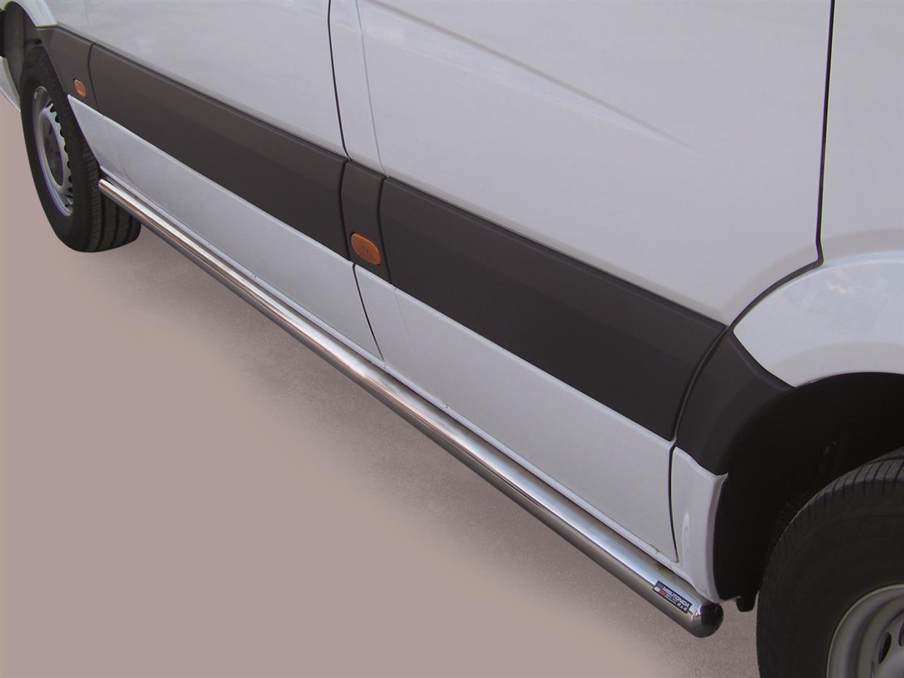 tps304ix tube bas de caisse inox 63 volkswagen crafter l2 2011 volkswagen crafter. Black Bedroom Furniture Sets. Home Design Ideas