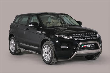tubes marche pieds ovale inox design range rover evoque 2012. Black Bedroom Furniture Sets. Home Design Ideas